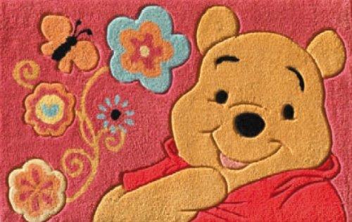 TD-10488-Kinder Teppich Original der Marke DISNEY Topolino Tapet 80x50 Cm - Farah1970 #