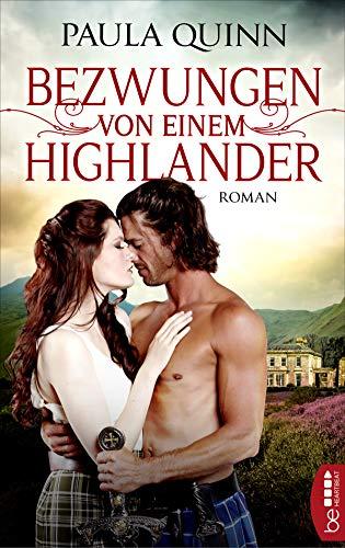 Bezwungen von einem Highlander (Children of the Mist - Die MacGregors 3) -