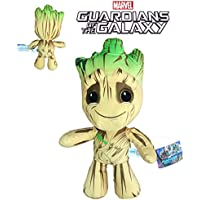Marvel Guardianes de la Galaxia - Peluche Groot 33cm Calidad super soft