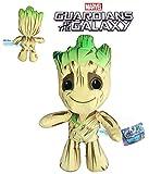 Marvel Guardianes de la Galaxia - Peluche Groot 33cm Calidad super...