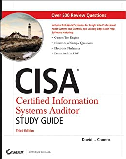 CISA Certified Information Systems Auditor Study Guide von [Cannon, David L.]