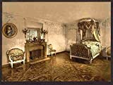 Photo Chamber of Marie Antoinette Versailles A4 10x8 Poster