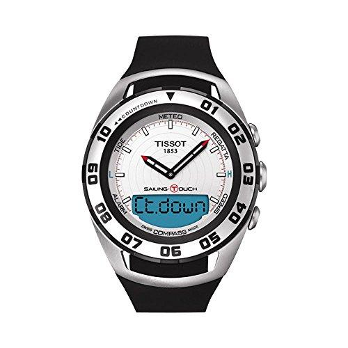 Tissot Sailing Touch T056.420.27.031.00 Herrenuhr Chronograph