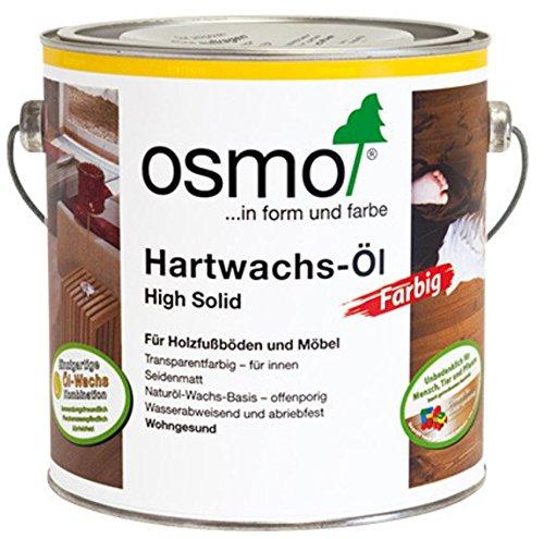 "Osmo-Hartwachsöl """"Farbig"""" 3075      2,500 L"