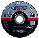 Sonnenflex AS 36 R BF - Disco para amoladoras de mesa (230x3,0x22,23mm)