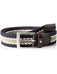 Tommy Hilfiger Adan Stp Belt 3.5, Cinturón para Hombre