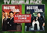 Boston Legal - Seasons 1 & 2 (Double Pack)