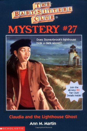 BSCM #27: Claudia and the Lighthouse Ghost (Baby-Sitters Club Mysteries)