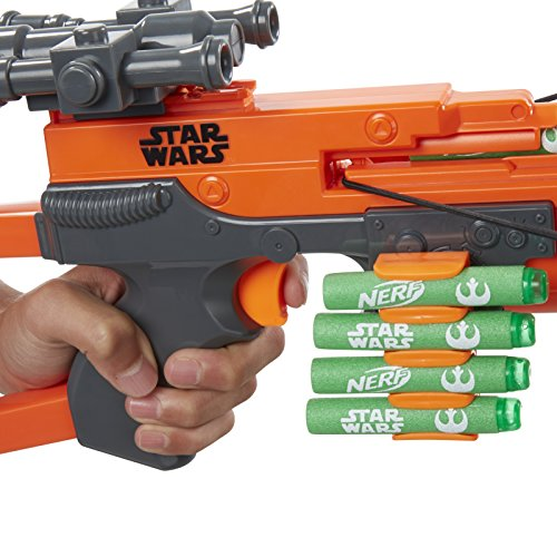 Star Wars E7 Chewbacca Bowcaster Darthalter