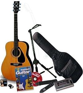 Yamaha F310 Acoustic Guitar Pro Pack