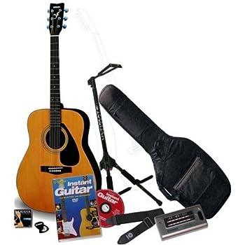 Yamaha F310 Acoustic Guitar Pro Pack: Amazon.co.uk ...