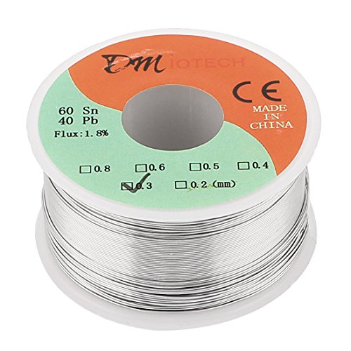 sourcingmap-03mm-150g-60-40-rosin-core-tin-lead-roll-soldering-solder-wire