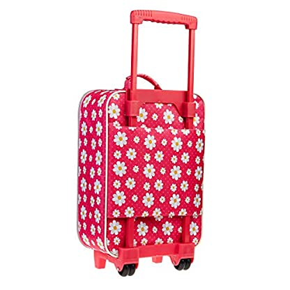 51QmHPx5UAL. SS416  - Minnie Mouse Flowers - Maleta Trolley Soft - Karactermania