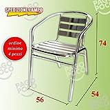 51QmHs8N4KL. SL160  - Arredamento da esterno: soluzioni, idee e fai da te per il giardino esterno