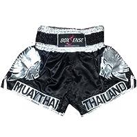 Boxsense Muay Thai Pantalones Boxeo Tailandes : BXS-303 Talla M