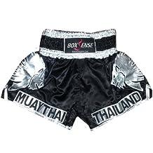 Boxsense Muay Thai Pantalones Boxeo Tailandes : BXS-303 Talla L