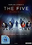 DVD Cover 'The Five - Die komplette Serie [3 DVDs]