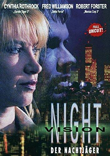 Bild von Cynthia Rothrock Night Vision - Der Nachtjäger 93 Min.