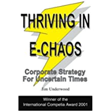 Thriving in E-Chaos: Corporate Strategy for Uncertain Times