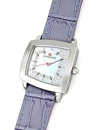 ANTONELLI 960024 - Reloj de Señora movimiento de cuarzo con correa de piel