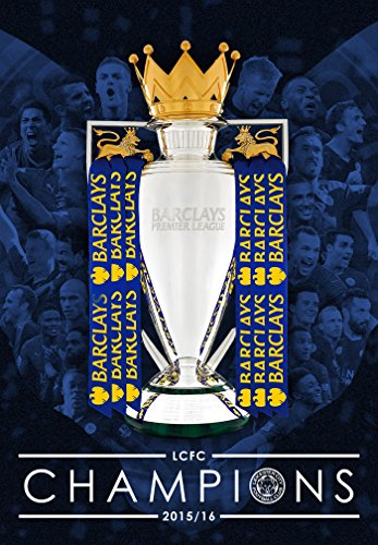 Leicester City Football Club 2015/2016 Review [Blu-ray]