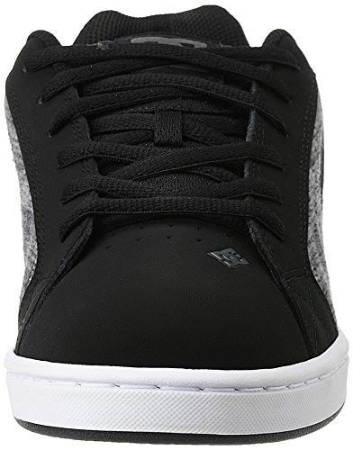 DC Shoes  Net SE, Sneakers basses homme Noir (Bma)