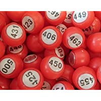 ClubKing Ltd Rifa Esferas 18mm 401 to 500