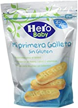 Hero Baby Galletas sin Gluten - 180 gr