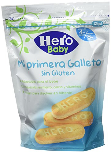 Hero Baby Galletas sin Gluten - 180 gr