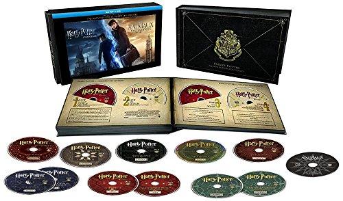 Harry Potter l'intégrale + Les Animaux Fantastiques [Blu-ray]