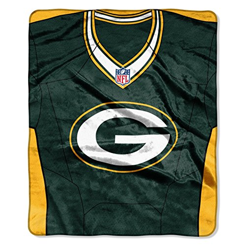 Green Bay Packers 50 x 60 NFL Jersey Design Royal -