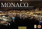 Monaco - Das Fürstentum an der französischen Mittelmeerküste (Wandkalender 2018 DIN A3 quer): Monaco ist eine Reise wert. (Monatskalender, 14 Seiten ) ... [Kalender] [Apr 01, 2017] Pinkoss, Oliver - CALVENDO
