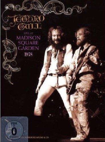 Jethro Tull - Live at Madison Square Garden 1978(+CD)