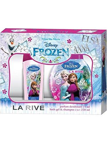 La Rive Disney Frozen Set: Deo 75 ml +Duschgel 250ml Kinder Geschenkset Neu&Ovp