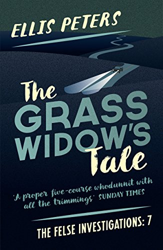 The Grass Widow's Tale (The Felse Investigations Book 7) (English Edition)