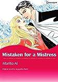 MISTAKEN FOR A MISTRESS (Harlequin comics)