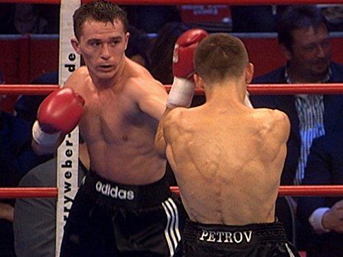 Vitali Tajbert vs. Petr Petrov -