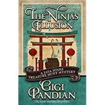 The Ninja's Illusion (A Jaya Jones Treasure Hunt Mystery Book 5) (English Edition)