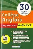 Repères clés : Collège Anglais