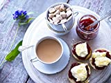 Roddas Cornish Clotted Cream Portion Pots 28g (Pack of 48)