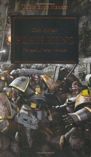 Horus Rising (Warhammer 40,000 Novels: Horus Heresy) by Abnett, Dan (2006) Mass Market Paperback par Dan Abnett