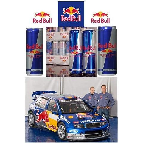 2 Custodia Red Bull (Red Bull) Red Bull Energy Drink 250mlX24 caso bottiglie X2 - Drink Sake