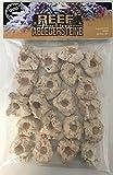 Riffkeramik Ablegersteine Groß - Natur (Praktisch und perfekt geeignet für Meerwasser Aquarien, aus besten Rohstoffen, handgearbeitet, Made in Germany), 20 Stück