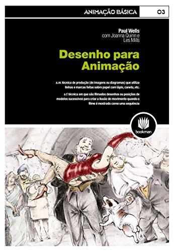 Desenho de Animação (Animação Básica) (Portuguese Edition)