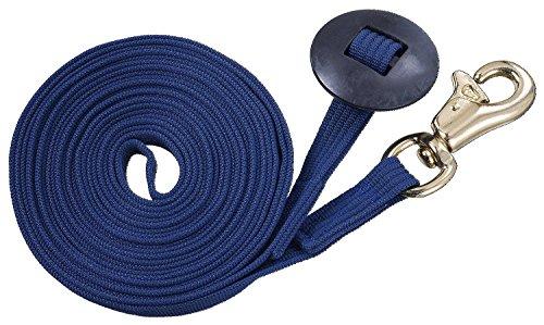 Tough 1 - Cordón alemán de algodón con cierre resistente, 52-2036-9-0, azul marino, 25'