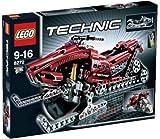 LEGO - Technic - jeu de construction - Le scooter des neiges