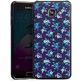 Samsung Galaxy A3 (2016) Housse Étui Protection Coque Fleur Fleurs Fleurs
