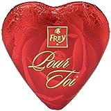 Schokolade - Milchschokolade - 'Schokoladenherz' von Chocolat Frey Schweiz - 27g, aus dem Traditionshaus Frey
