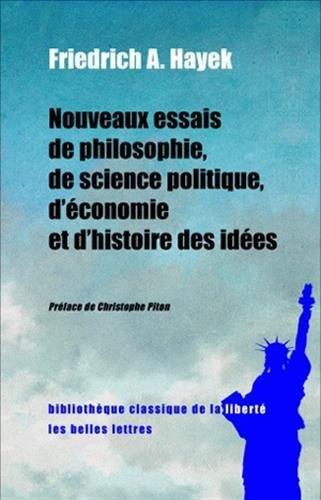 Nouveaux essais de philosophie, de science politique, d'conomie et d'histoire des ides