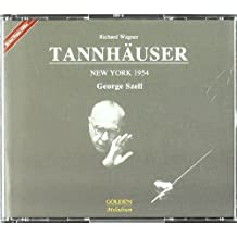 Wagner Tannhäuser [George Szell] New York 1954